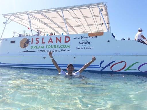 YOLO Boat