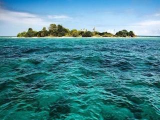 belize island small