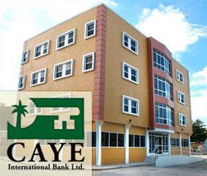 Caye Bank