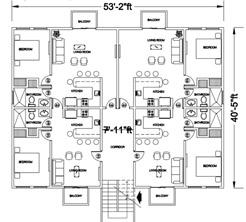 The Explorer Building Floor Plan