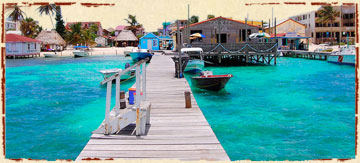 Visit Ambergris Caye for a Chill Weekend