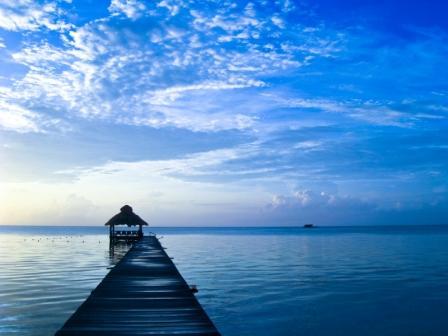 Belize_Sunrise