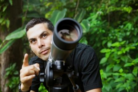 Birdwatching in Belize