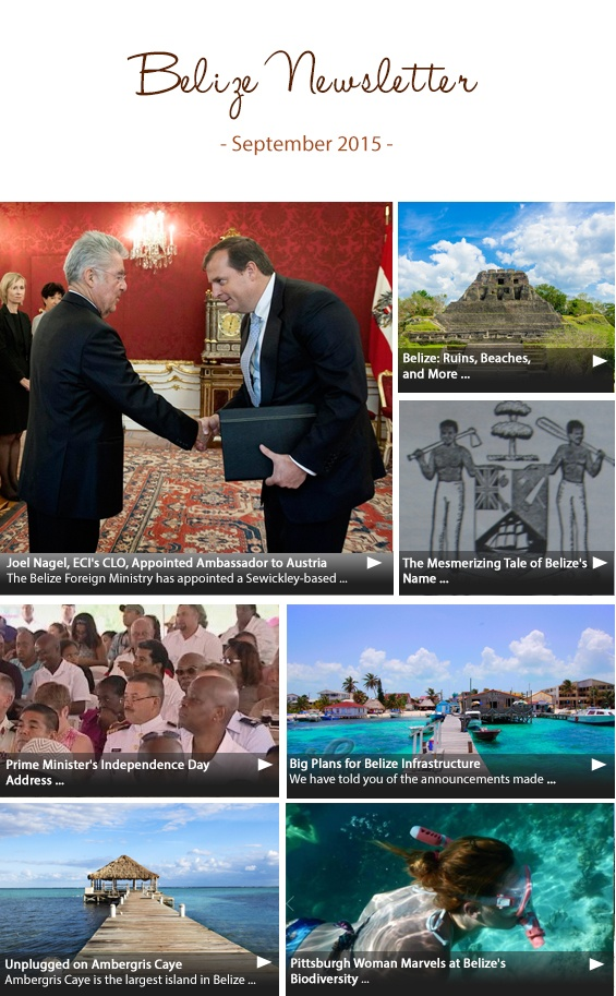 Belize Newsletter