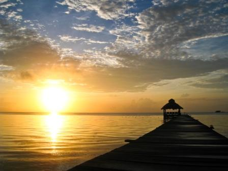 Sunset_On_Ambergris_Caye_Belize