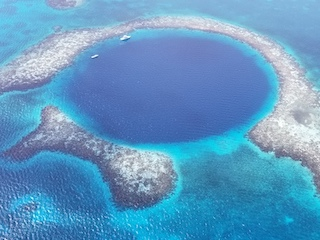 The Great Blue Hole small