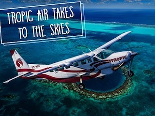 Tropic Air Belize small