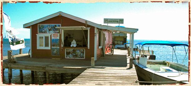 Exotic Caye Pier and Marina