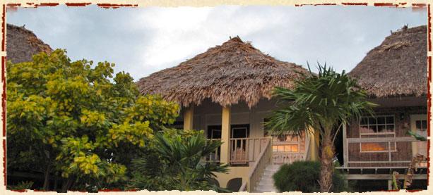 Exotic Caye Beach Resort Hotel in San Pedro Belize Ambergris Caye