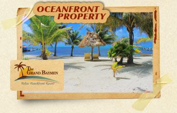 OceanFront Property - Grand Baymen