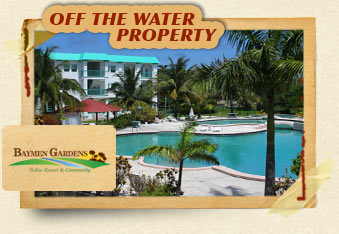 Off The Water Property - Baymen Gardens